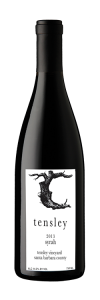 Tensley Vineyard Syrah 2015