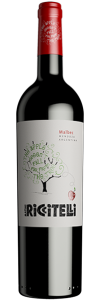Riccitelli The Apple Doesn't Fall Far From the Tree Malbec 2013
