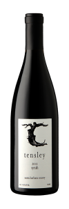 Tensley Santa Barbara County Syrah 2015