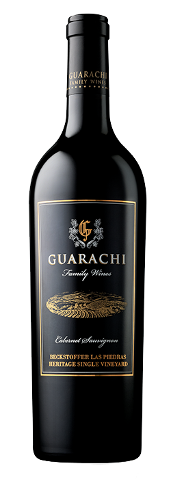 Guarachi Family Wines Beckstoffer Las Piedras Single Vineyard Cabernet Sauvignon 2013