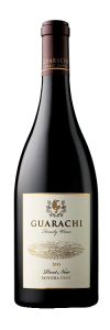 Guarachi Family Wines Sonoma Coast Pinot Noir 2015