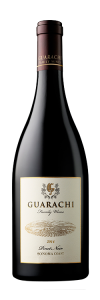 Guarachi Family Wines Sonoma Coast Pinot Noir 2014