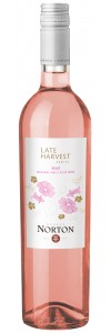 Bodega Norton Late Harvest Sweet Rose 2015