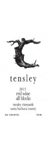 Tensley All Blocks Red Wine 2015