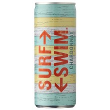 Surf Swim cans summer picnic