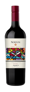 Bodega Norton Britto Barrel Select Malbec 2015