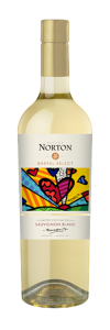 Bodega Norton Britto Barrel Select Sauvignon Blanc 2017