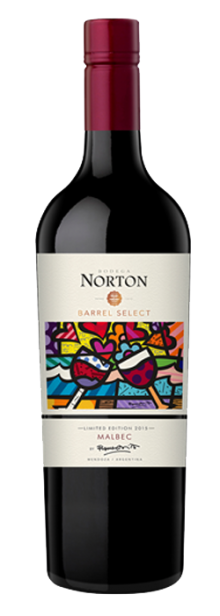 ARGENTINIAN WINERY BODEGA NORTON PARTNERS WITH POP ARTIST  ROMERO BRITTO ON LIMITED EDITION ART SERIES