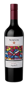 Bodega Norton Barrel Select Britto Malbec 2018