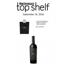 Tenshen Red 2016 Featured in Wine Enthusiast's Top Shelf