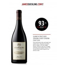 James Suckling's Sonoma Report Includes Outstanding Reviews for Guarachi Family Wines