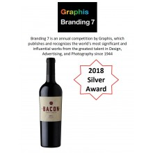 BACON Wins Silver in 2018 Graphis Branding 7 Design Competition