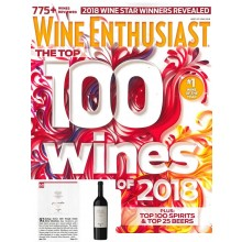Bodega Norton 2015 Privada Named #60 in Wine Enthusiast's Top 100 of 2018