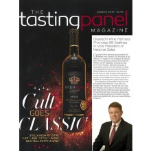 Tasting Panel Magazine Features Bill Matthes' Promotion to VP of National Sales