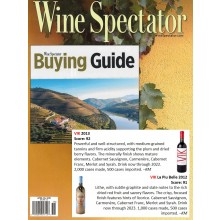 VIK 2013 and VIK La Piu Belle 2012 Featured in Wine Spectator's April Buying Guide