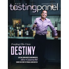 Founder + CEO Alex Guarachi's Cover Story of Struggle and Success in Tasting Panel