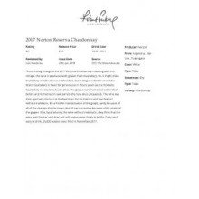 New Bodgea Norton Ratings from Wine Advocate!