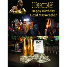 Deor Celebrates Floyd Mayweather's 42nd Birthday