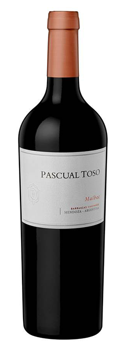 Pascual Toso Reserve Malbec 2012