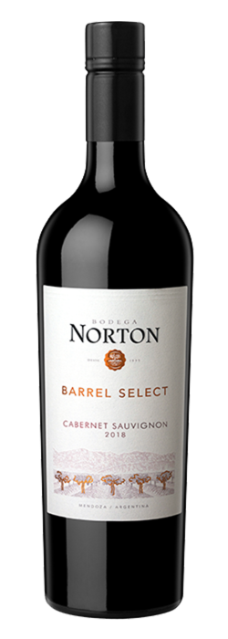 Bodega Norton Barrel Select Cabernet Sauvignon 2018