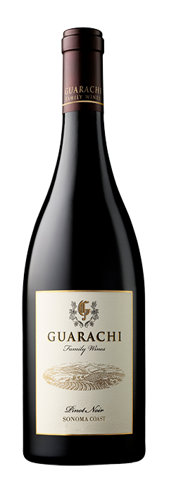 Guarachi Family Wines Sonoma Coast Pinot Noir 2016
