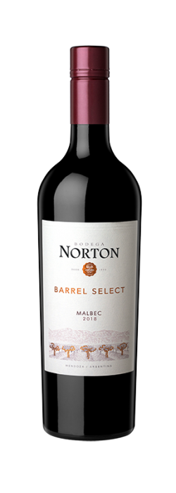 Bodega Norton Barrel Select Malbec 2018