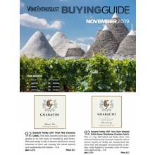 New 2017 Guarachi Family Wine Ratings in Wine Enthusiast Nov 2019 Buying Guide