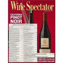 Wine Spectator's Kim Marcus Recommended Parker Station Pinot Noir 2017 as a Top Value
