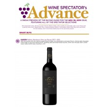 Kaiken Featured as 'Smart Buys' in Wine Spectator's Advance Nov 30, 2019 Issue