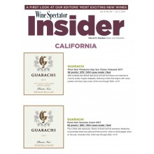 Wine Spectator Insider Features Guarachi Family Wines