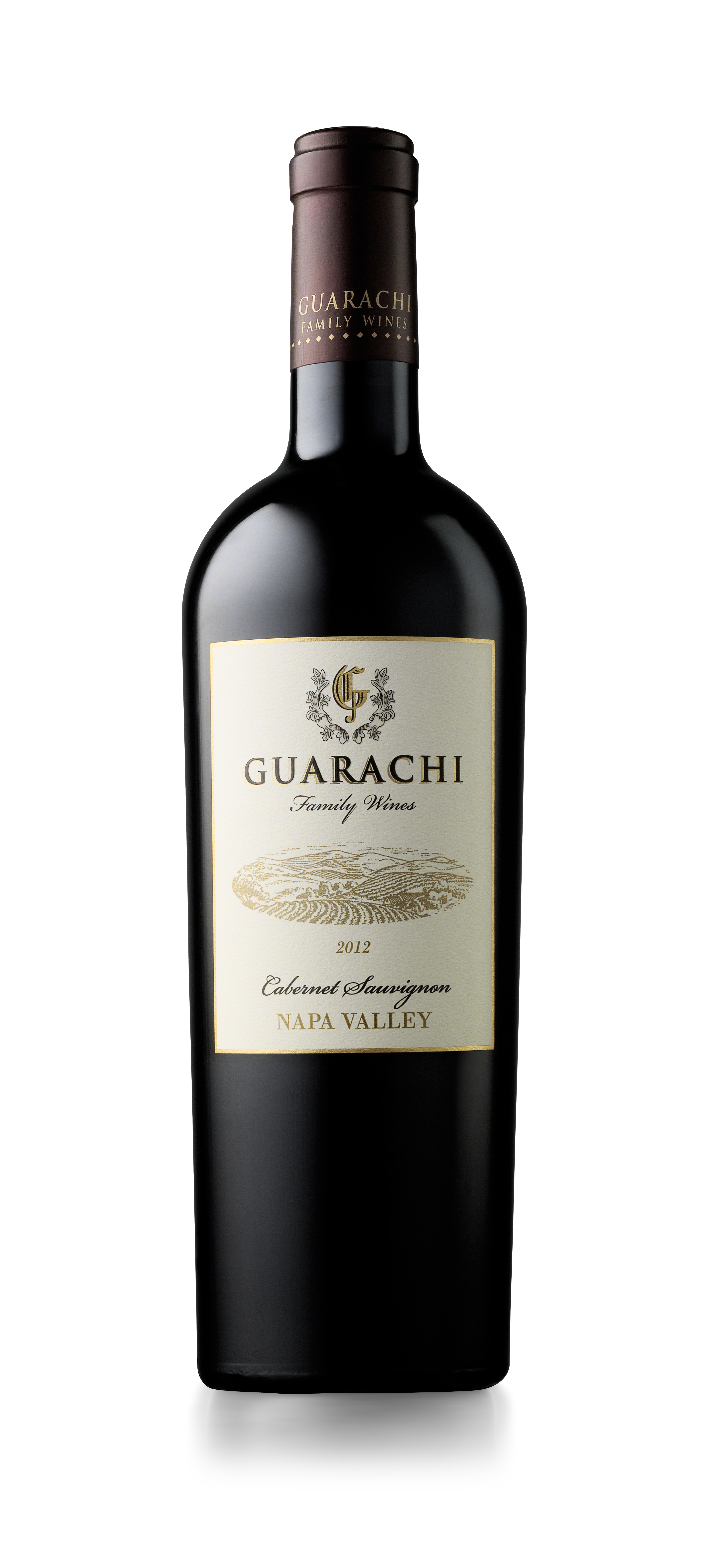 Guarachi Family Wines Napa Valley Cabernet Sauvignon 2012